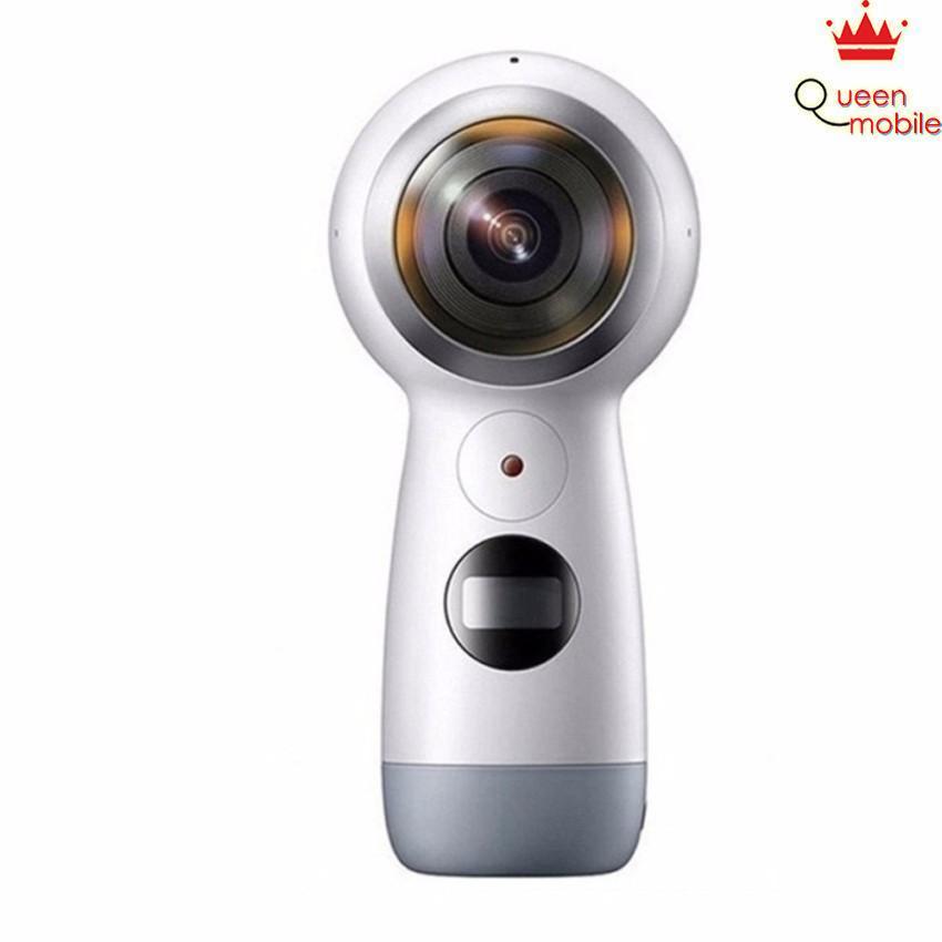 Camera Samsung Gear 360 model 2017 (Trắng) Hàng 99%