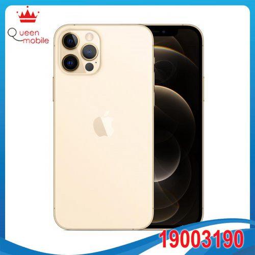 Điện thoại iPhone 12 Pro 512GB Gold - VN/A Nguyên seal chưa kích hoạt
