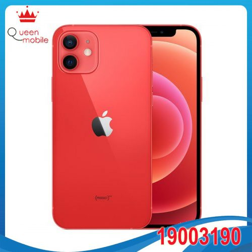 Điện thoại iPhone 12 256GB VN/A Red