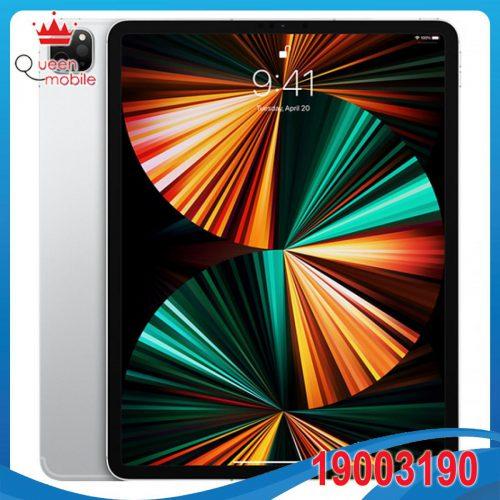 iPad Pro 12.9 inch (2021) 256GB Wifi Màu silver  – Chip M1 – Hàng chính hãng (MHNJ3 ZA/A)