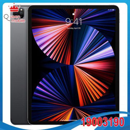 iPad Pro 12.9 inch (2021) 128GB Wifi Màu Gray – Chip M1 – Hàng chính hãng (MHNH3 ZA/A)