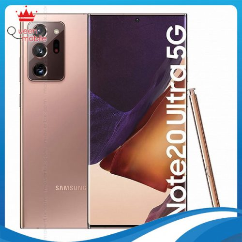 Điện thoại Samsung Galaxy Note 20 Ultra 5G – Hàng chính hãng.