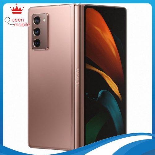 [FULLBOX NGUYÊN SEAL] Điện Thoại Samsung Galaxy Z Fold2 5G (12GB/256GB) Chính hãng.