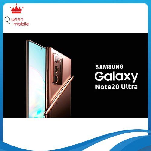 Điện thoại Samsung Galaxy Note 20 Ultra (8GB/256GB)- Hàng chính hãng.